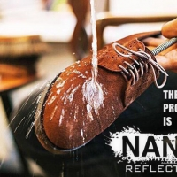 Анти загрязнение Nano Peflector Textile (для обуви)