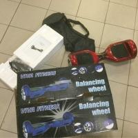 Гироскутер Smart Balance + чехол