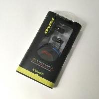 Вакуумные стерео наушники Awei ES 500i оптом