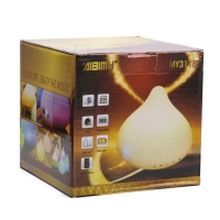 Портативная аудиоколонка AiBiMY MY-311BT со светомузыкой MicroSD, Aux, Bluetooth оптом
