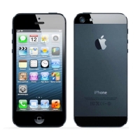 Смартфон Apple iPhone 5 Black 16Gb (ref)