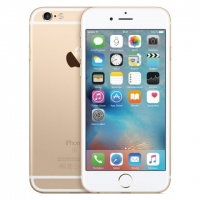 Смартфон Apple iPhone 6 Gold 16Gb (ref)