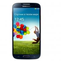 Смартфон Samsung Galaxy S4 синий (ref)