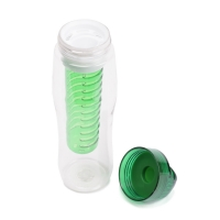 Бутылка со съемным отделом для фруктов Fruit Juice (Tritan Plastic) оптом.
