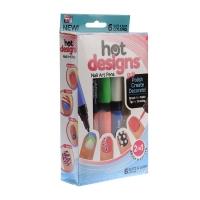 Цветные маникюрные маркеры Hot Designs