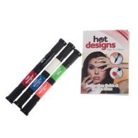 Цветные маникюрные маркеры Hot Designs оптом