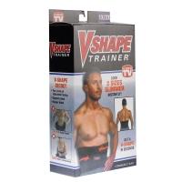 Эластичный пояс для похудения Vshape Trainer