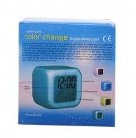 Электронные час LED Color Change оптом