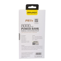 Power Bank Awei P87K 8000mAh оптом