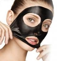 Черная маска-пленка от прыщей и черных точек Pilaten оптом