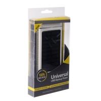 Внешний аккумулятор на солнечных батареях Universal UD-9 18000mAh