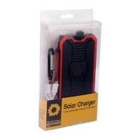Внешний аккумулятор на солнечных батареях Solar Charger EK-3 20000mAh .