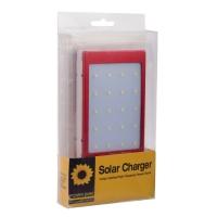 Внешний аккумулятор на солнечных батареях Solar Charger EK-1 20000mAh оптом