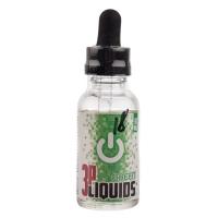 Заправка для электронных сигарет Green Liquid