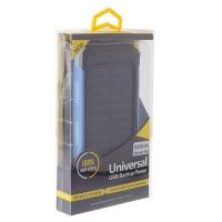 Power Bank на солнечных батареях Universal A80 20000 mAh.