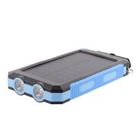 Power Bank на солнечных батареях Universal A80 20000 mAh оптом.