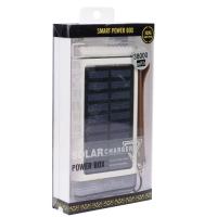 Power bank на солнечных батареях Solar Charger 38000mAh