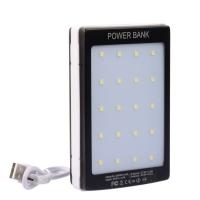 Power bank на солнечных батареях Solar Charger 25000mAh оптом