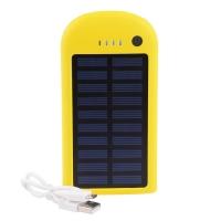 Power Bank на солнечных батареях Polimer 15000 mAh оптом