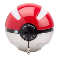 Power bank в виде pokeball 10000mAh оптом