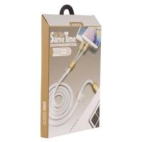 USB дата-кабель Remax Same Time 2в1 lightning & microUSB Magnet оптом