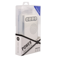 smart power box speaker 2600 mah