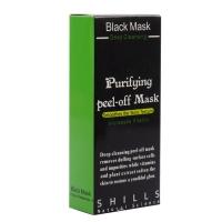 Черная маска от черных точек Purifying Peel-off Black Mask
