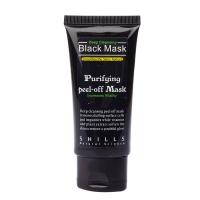 Черная маска от черных точек Purifying Peel-off Black Mask оптом