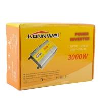 Преобразователь напряжения Konnwei мощностью 3000W