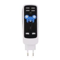 Зарядное устройство Four USB Universal Socket оптом