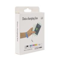 Дата-кабель браслет Data Charging Line