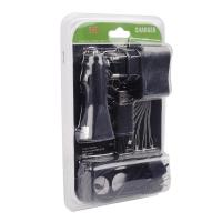 Зарядка-гибрид 3 в 1 USB charger 828