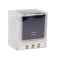 Портативная колонка micro SD\USB\TF speaker .