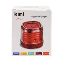 Портативная колонка micro KIMI CH-02