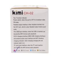 Портативная колонка micro KIMI CH-02 оптом