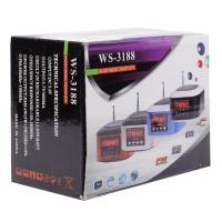 Портативная колонка Wster ws-3188