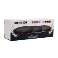 Портативная колонка Mini X6