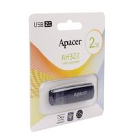 USB-флеш карта Apacer АH322 2GB оптом