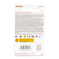 Карта памяти SanDisk TransFlash MicroSDHC class 10 32GB оптом