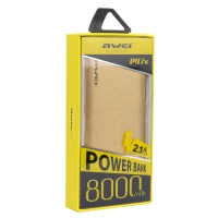Power Bank AWEI P97K 8000 Mah
