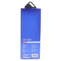 Вакуумные стерео наушники szx-S303 оптом