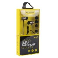 Вакуумные стерео наушники Awei Q5i In-ear Earphones