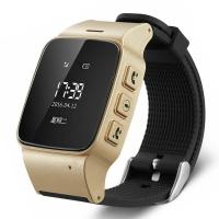 Умные часы D99 для взрослых и пожилых людей с GPS трекером оптом