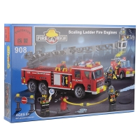 Конструктор Enlighten Brick Fire Rescue 908