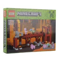 Конструктор MinecraftЗащитная стена
