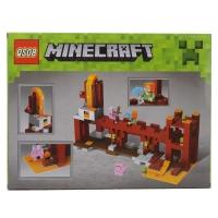 Конструктор MinecraftЗащитная стенаоптом