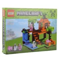 Конструктор Minecraft Лесная Башня