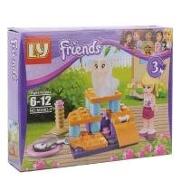 Конструктор LY-Friends №3
