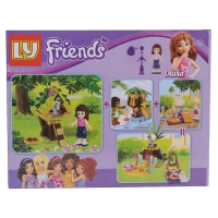 Конструктор LY-Friends №2 оптом