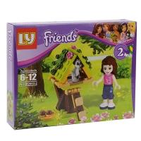 Конструктор LY-Friends №2